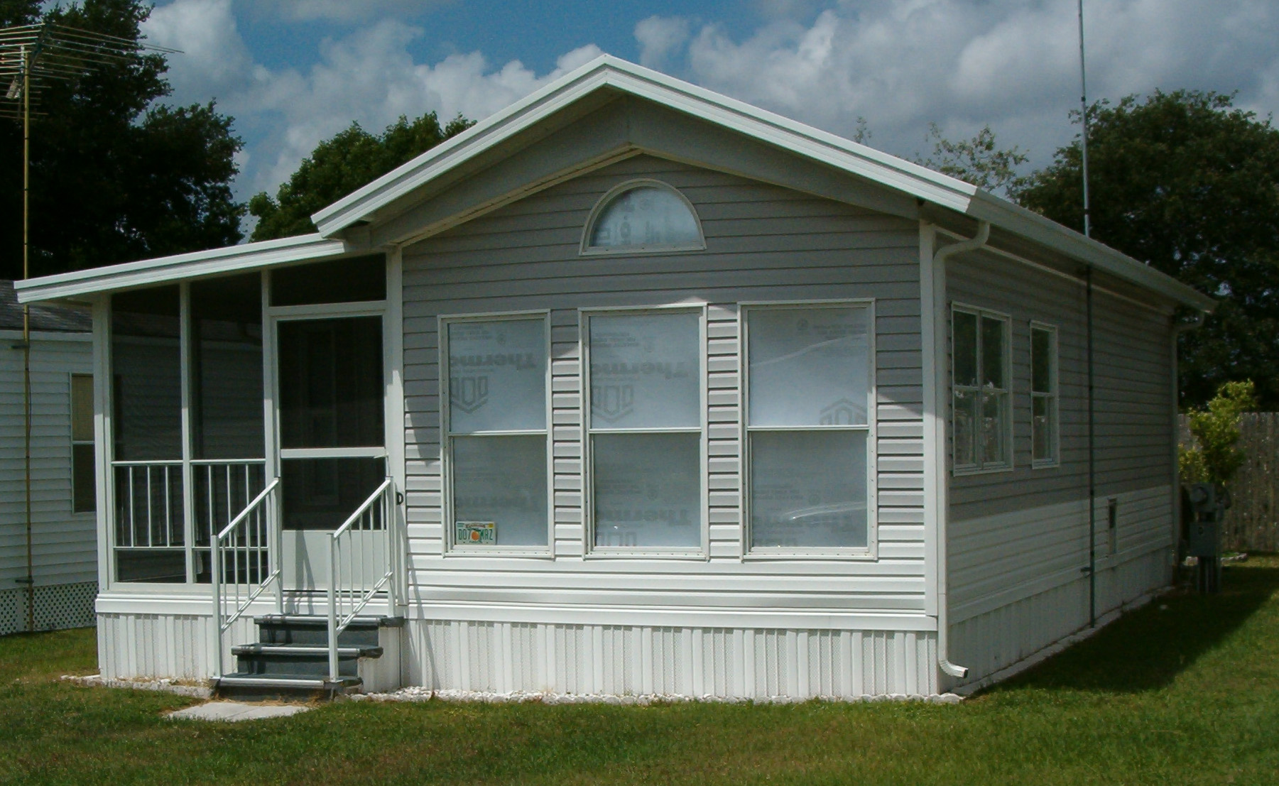 Mobile Homes Inside