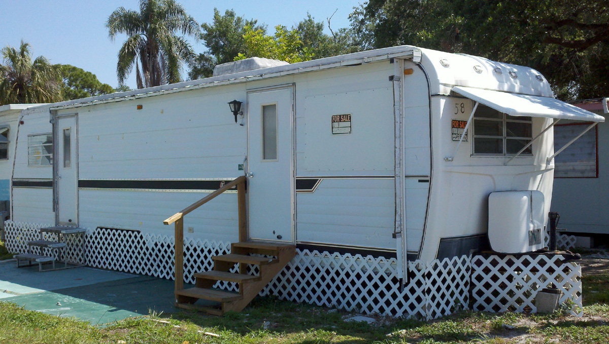 . Ft Myers Mobile Homes for Sale in Coconut Mobile Home Park
